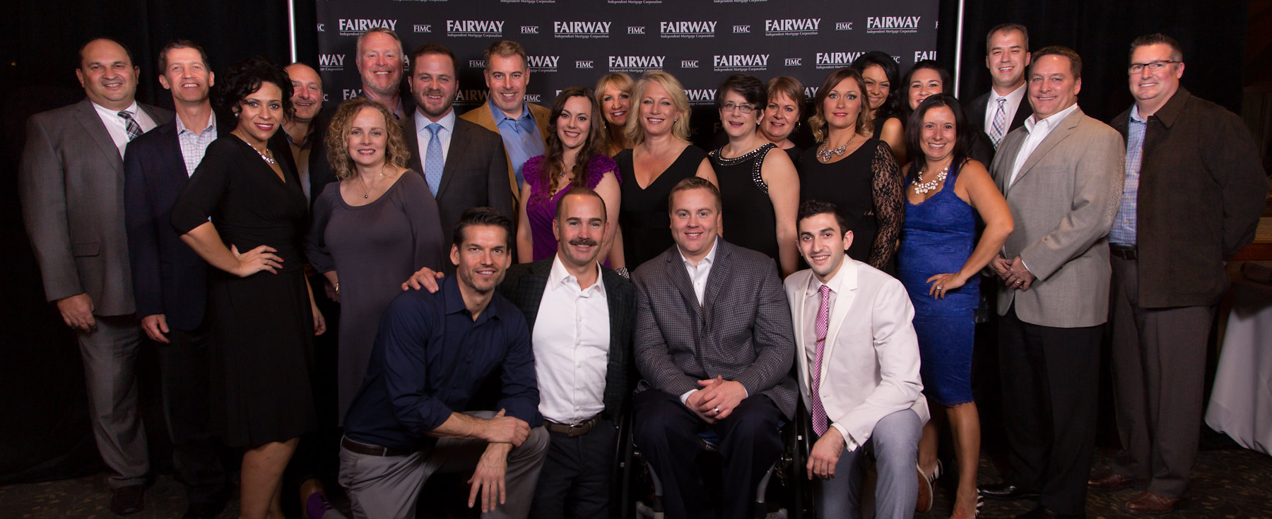 Fairway Mortgage Holiday Party