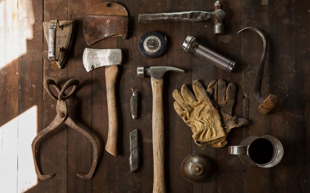 5 Favorite Items in My Tool Bag