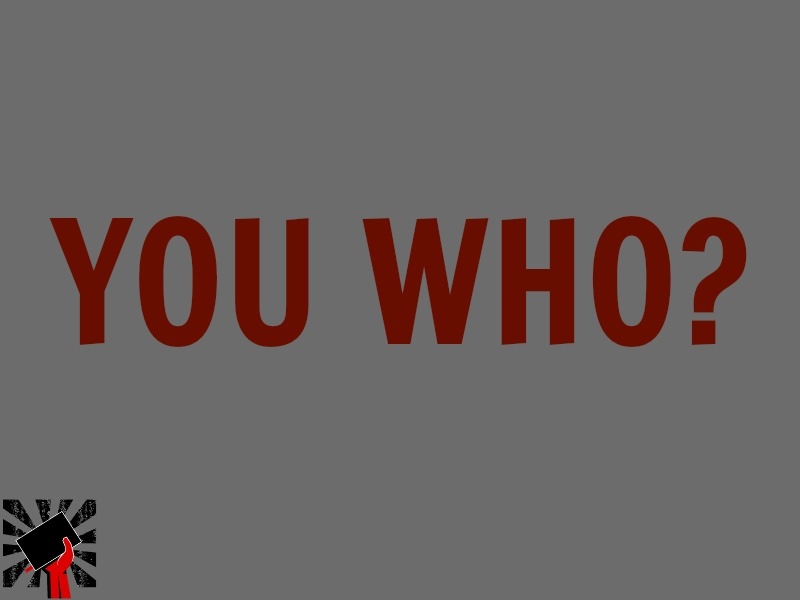 You Who? Meaning Hidden Behind the Ambiguous YOU Pronoun