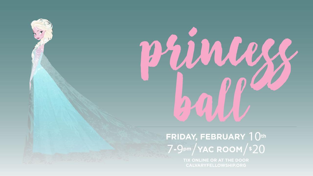 Princess Ball 2017