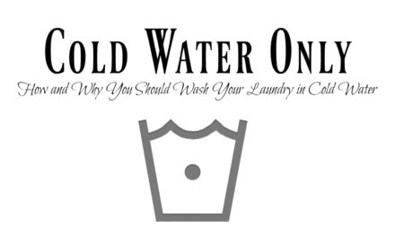 Cold Water Only