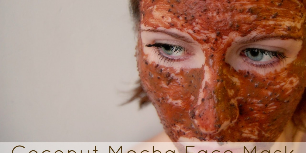 Coconut Mocha Face Mask