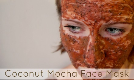 Coconut Mocha Face Mask
