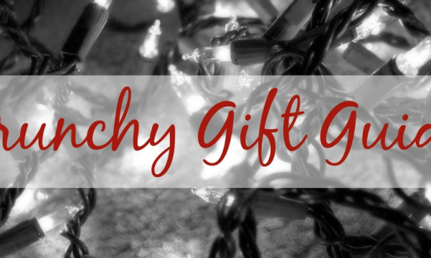 Crunchy Gift Guide – New Mama