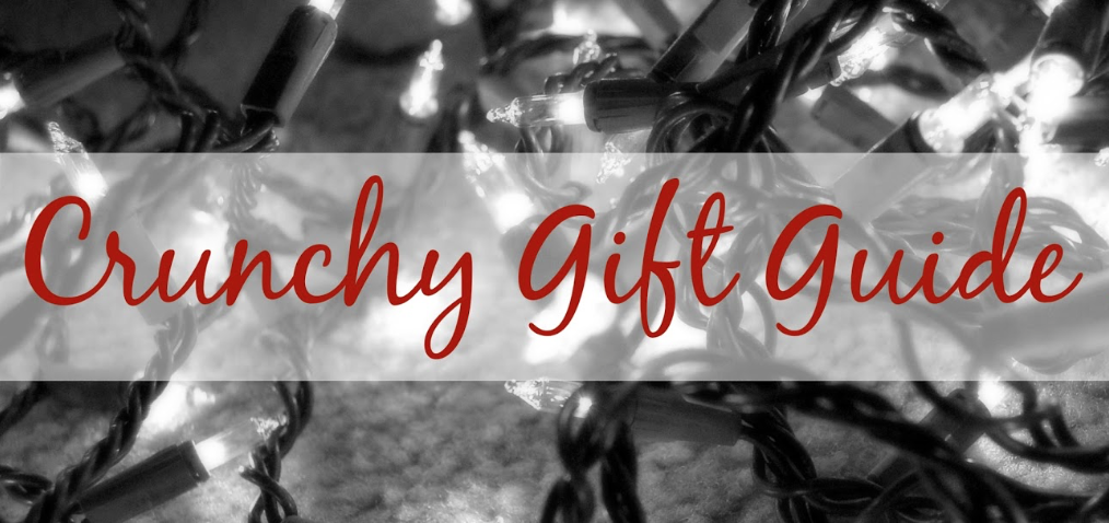 Crunchy Gift Guide – Home Cook