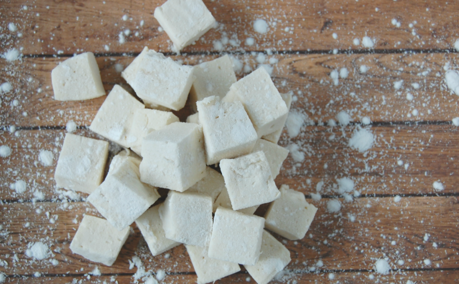 Homemade Sugar Free Marshmallows