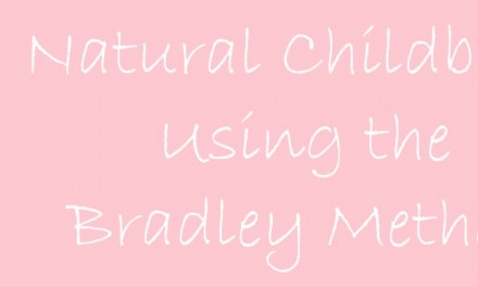 Natural Childbirth Using the Bradley Method