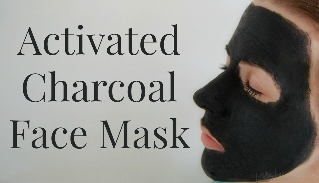 activated charcoal face mask the pistachio project. Black Bedroom Furniture Sets. Home Design Ideas