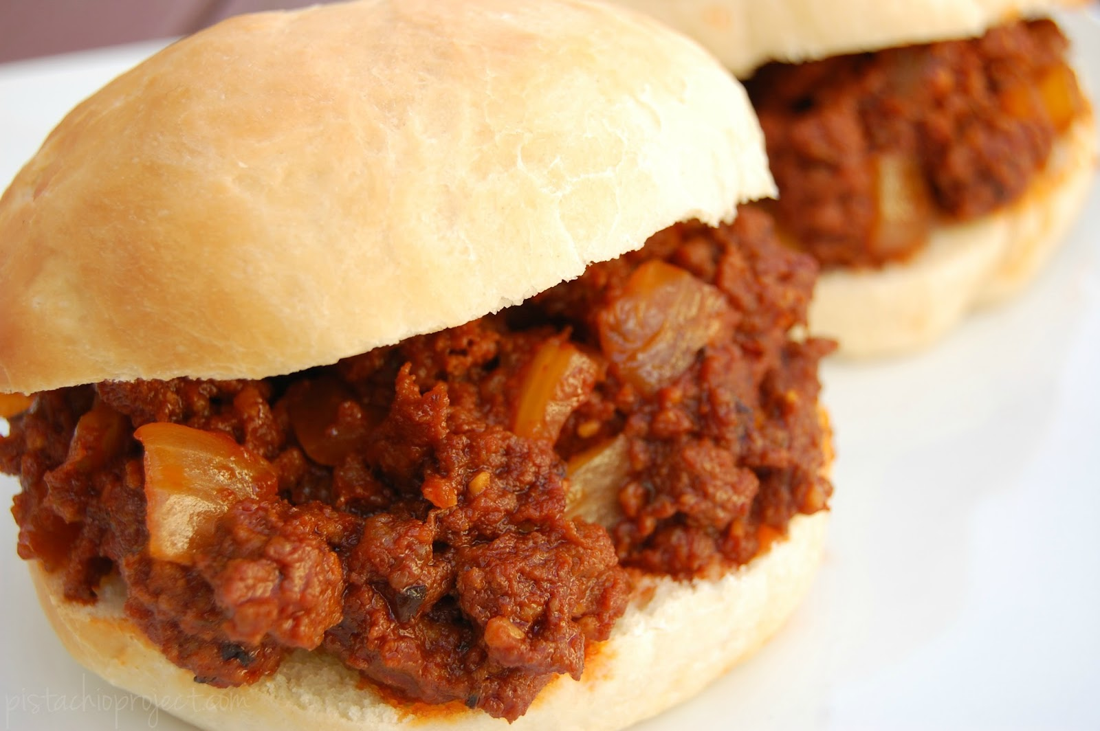 Healthy Homemade Sloppy Joes