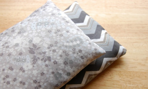 DIY Aromatherapy Rice Bag