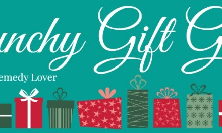 Crunchy Gift Guide – For the Natural Remedy Lover
