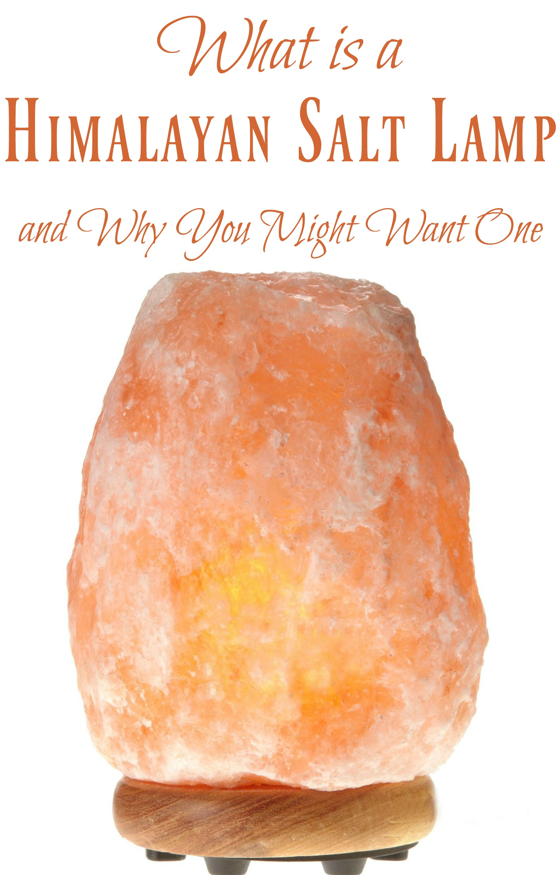 Can Salt Lamps Give You Headaches : What is a Himalayan Salt Lamp - The Pistachio Project