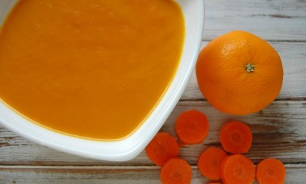 Sunshine Carrot Soup