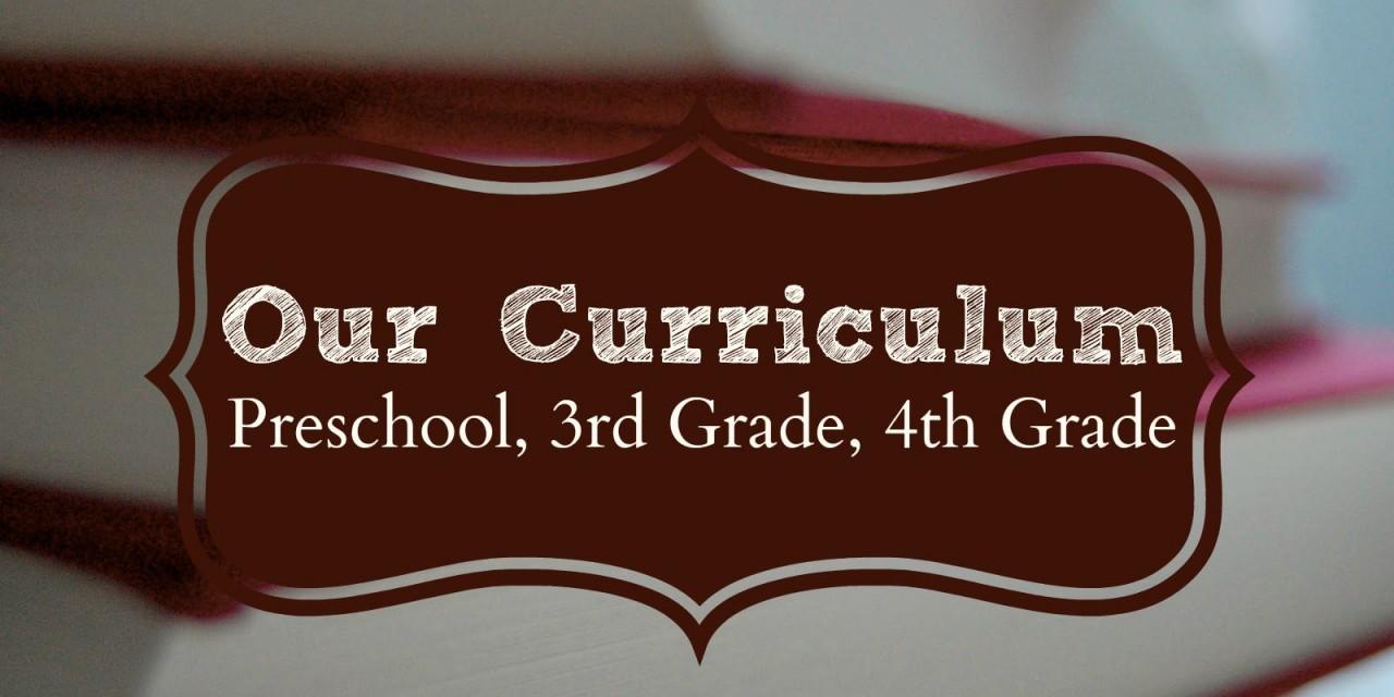 Our Curriculum 2015-2016