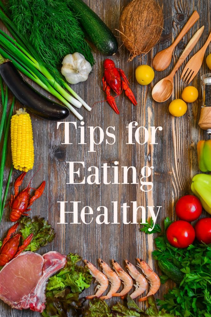 "Tips for Eating Healthy - These are great tips for those looking to switch to a healthier ""real food"" diet."