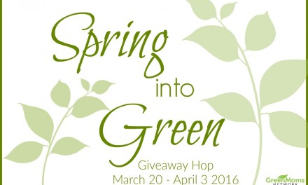 Spring Into Green Giveaway Hop