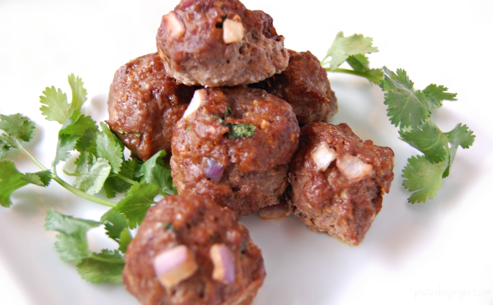 Taco Meatballs – Grain Free