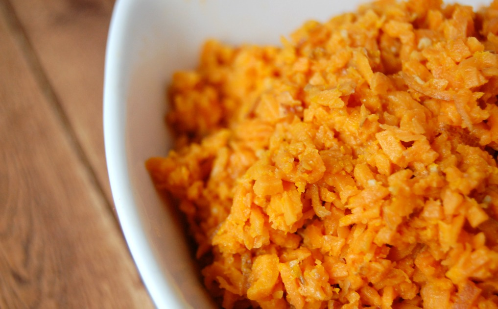 Sweet Potato Rice