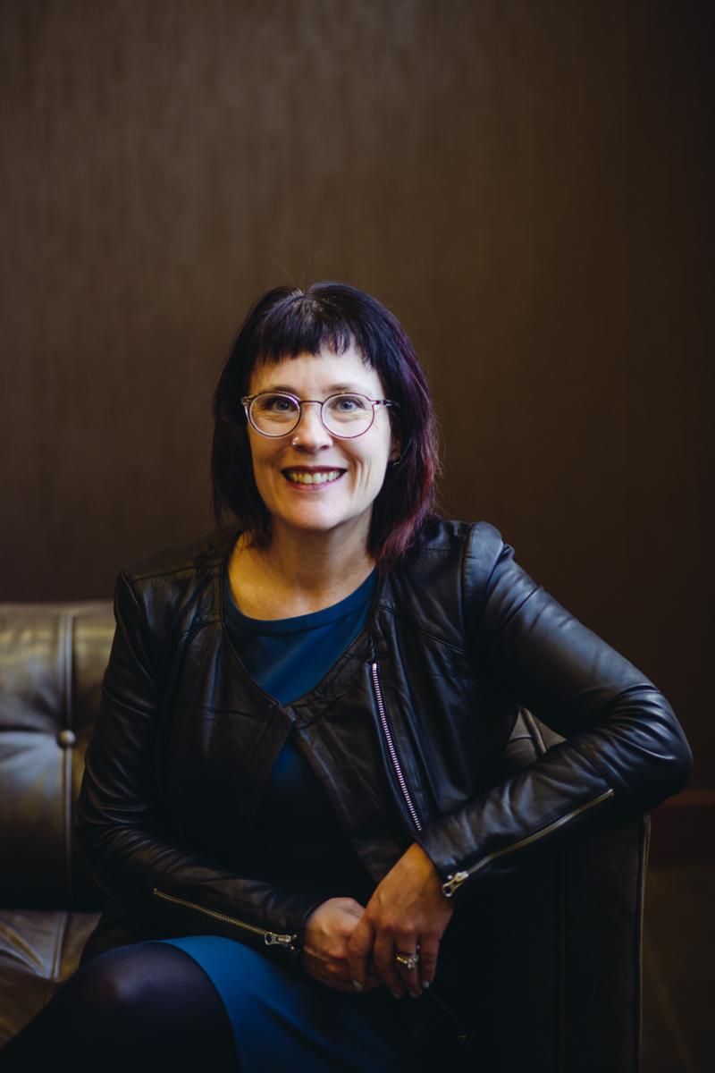 Kirsten Harrison