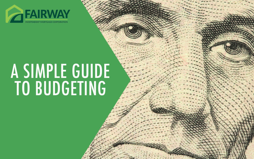 A Simple Guide to Budgeting