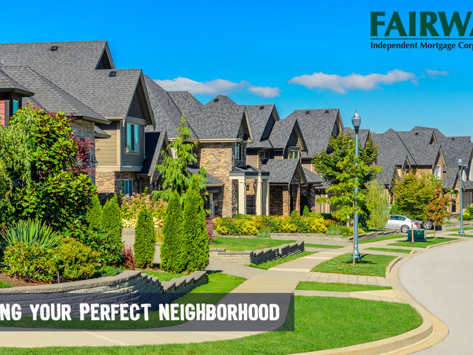 Perfect Neighborhood