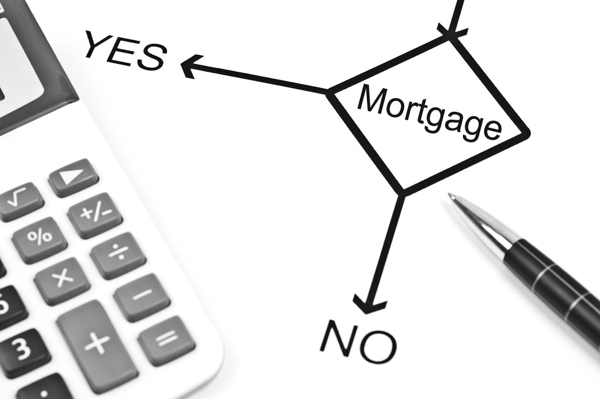yes or no to mortgage