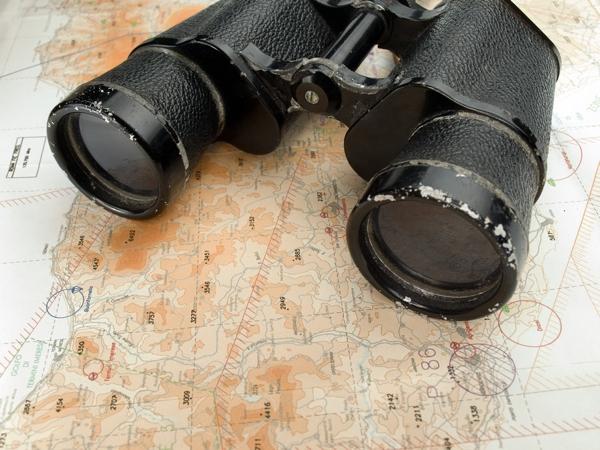 explore binoculars