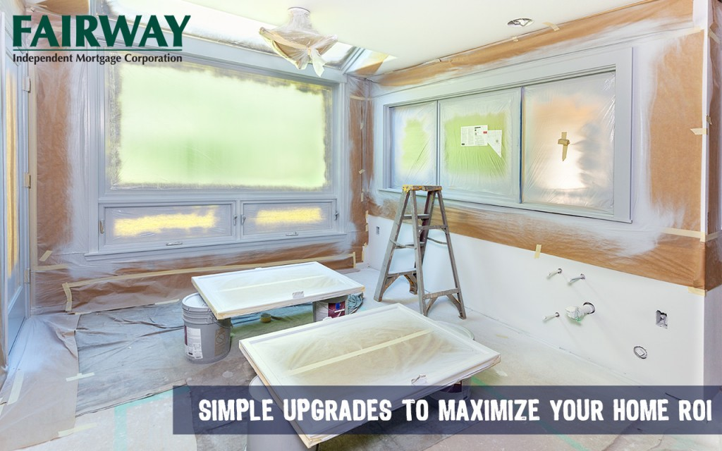 Maximize Home ROI