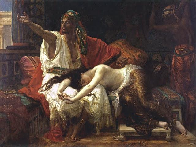The Rape of Tamar and the Half-life of Joy
