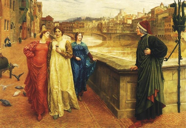 A Dante Aches for Beatrice—a Woman not his Wife