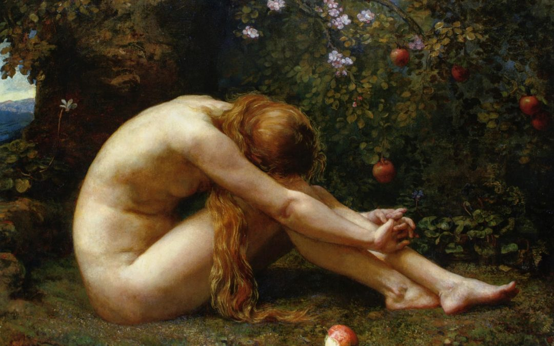 The Fantasy of Eve: a procrastinator's too-late submission to Sherman Alexei's poetry contest