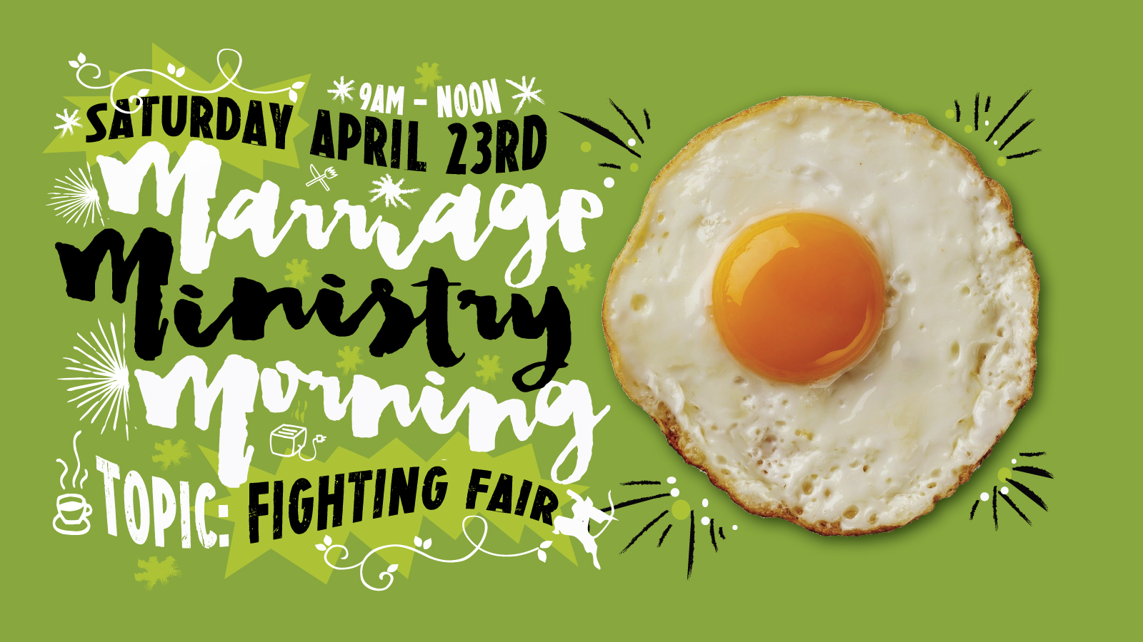 Marriage Ministry Morning: Fighting Fair
