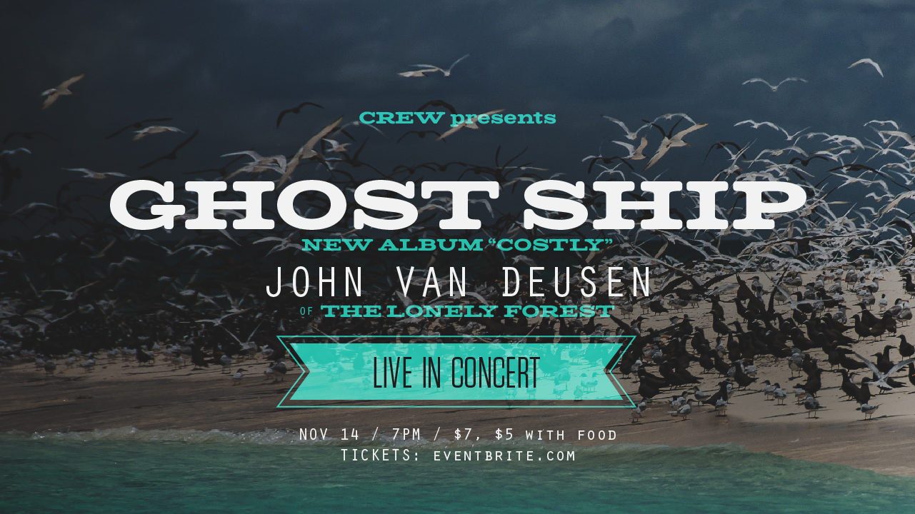 Ghost Ship LIVE in concert