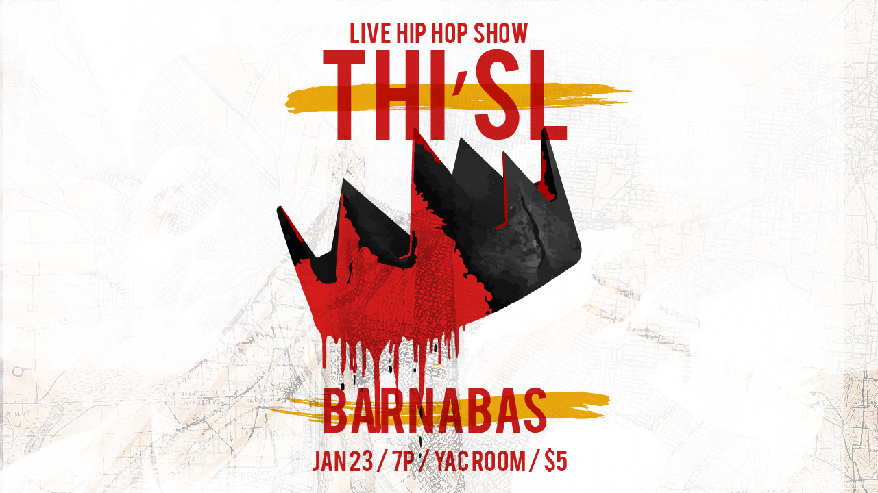 Thi'sl Live with Barnabas