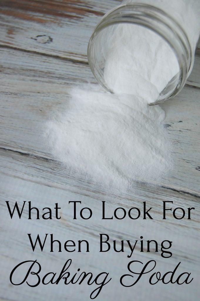 """All baking sodas are aluminum free these days but you'll want to find out why you should still opt to buy """"better"""" baking soda!"""