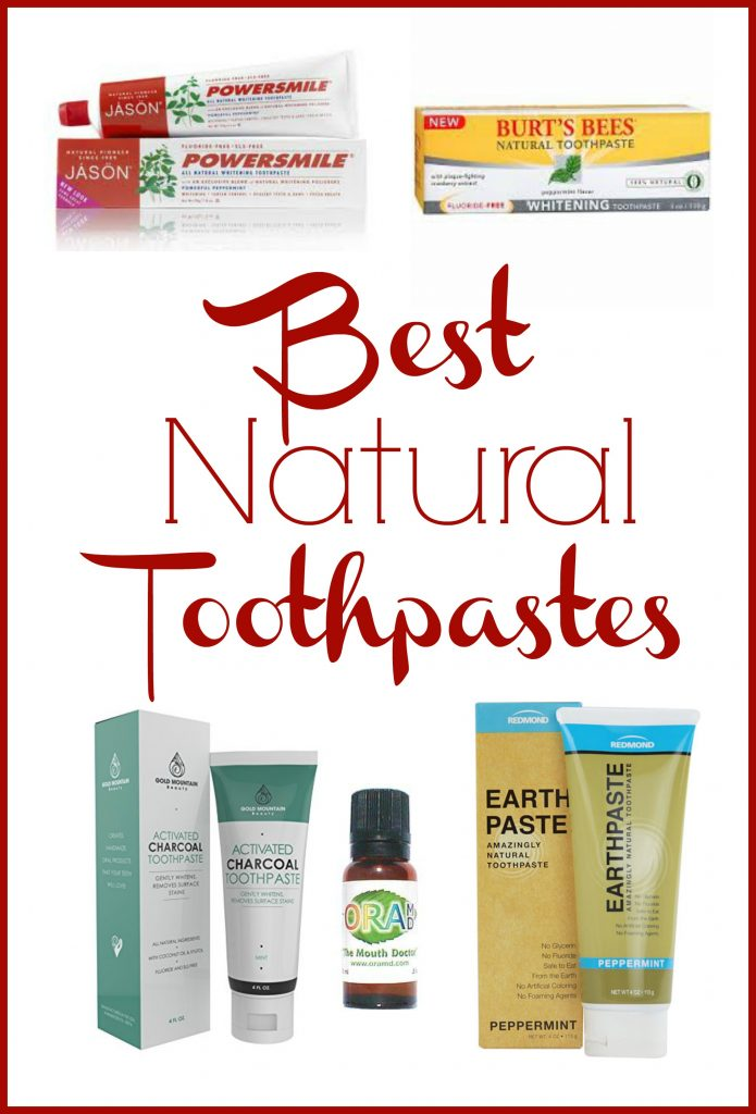 Best Natural Toothpastes The Pistachio Project
