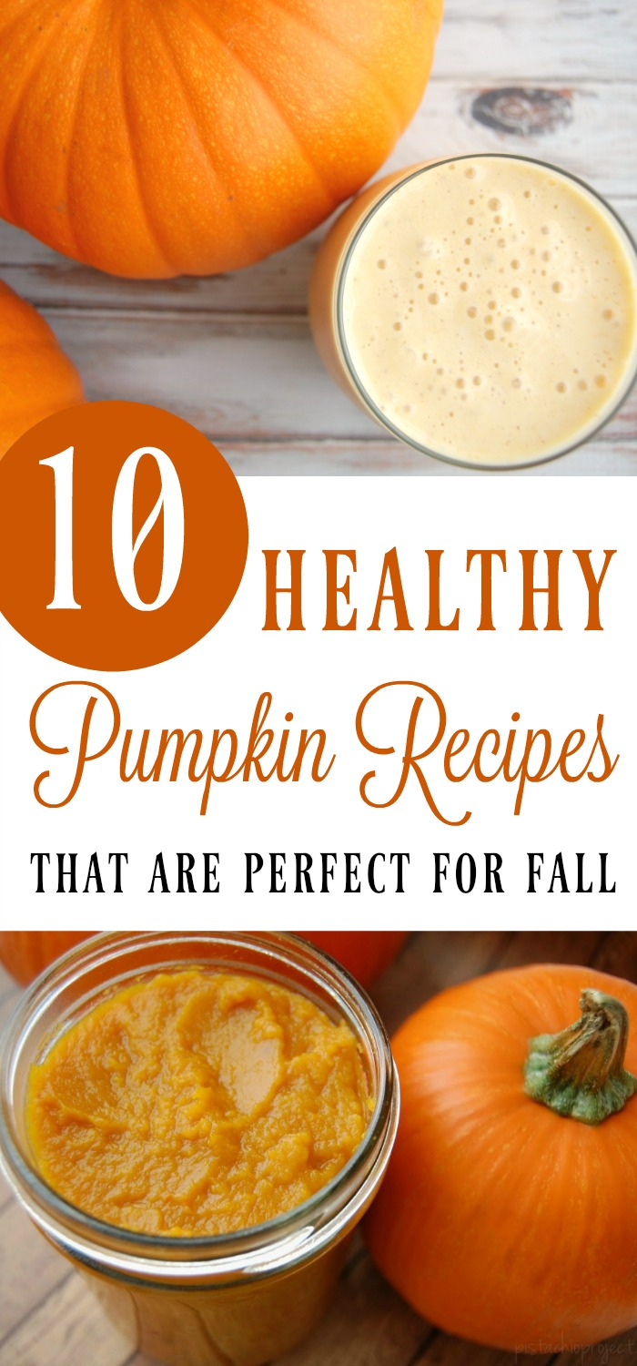 To help you along your journey of adding in pumpkin to every food you eat… here is a collection of some healthy pumpkin recipes. Sorry, no sugar laden foods here but that doesn't mean these recipes do not taste good; they do! They taste great!