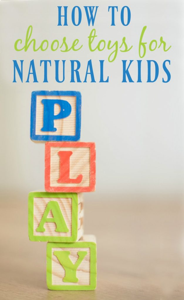 Whether you are looking reasons to switch to natural toys or you want a resource to point relatives and friends to, this post will show how to choose toys for natural kids.