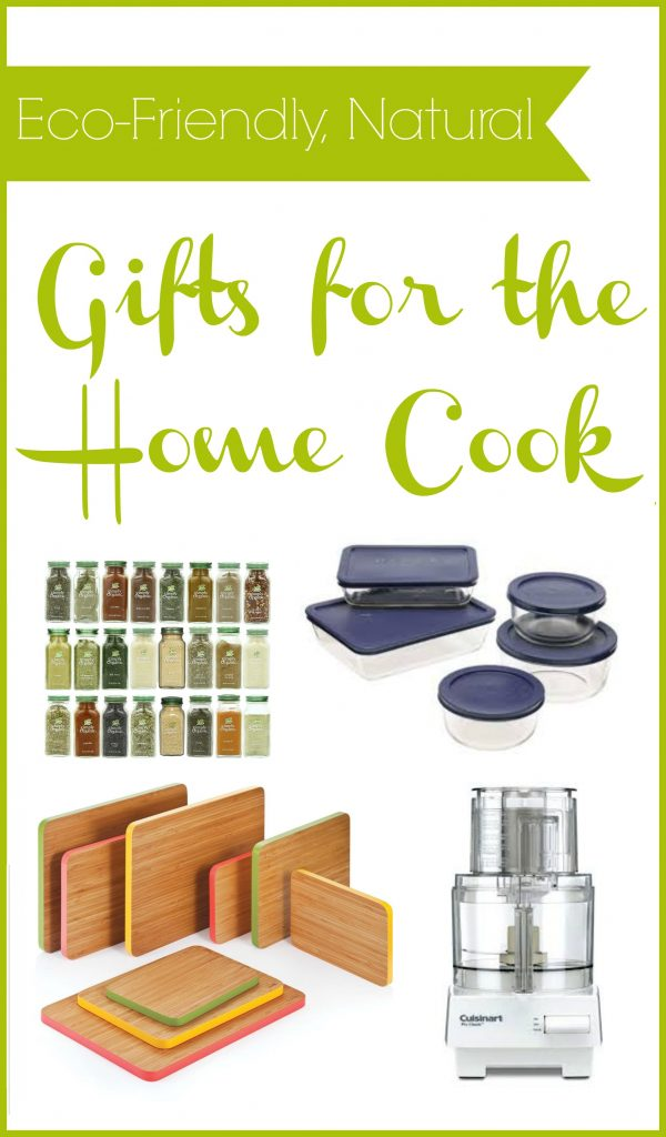 Great natural gift ideas for the home cook.