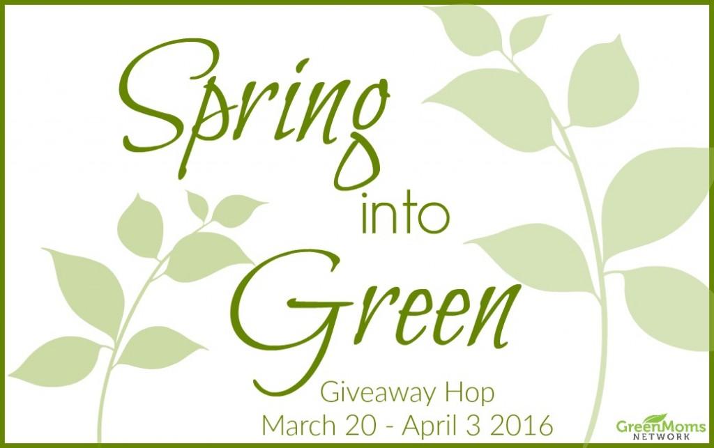 spring into green