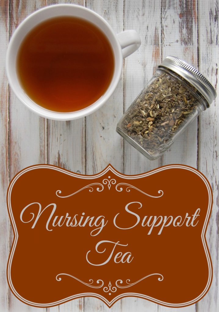 Nursing Support Tea - this tea might help some women increase their milk a lot, I like to think of this tea as more of a constant helping hand to keep milk supply where it should be. That is how I use it. I got my milk supply up using my favorite methods and then used this nursing support tea to help keep it at the proper levels.
