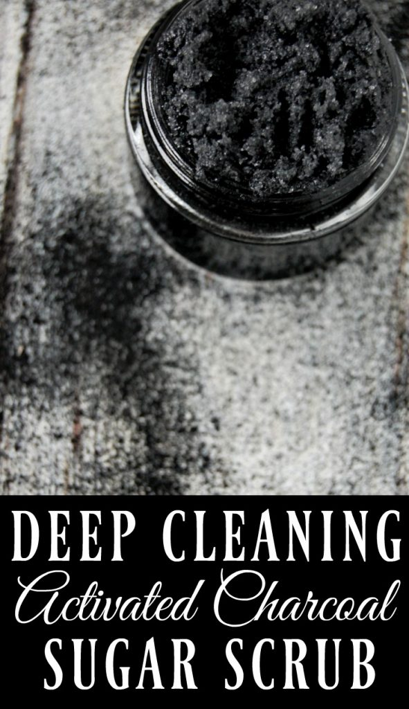 If you want amazing feeling skin, if you want to remove toxins, reduce acne, and have beautiful skin, then this deep cleaning activated charcoal scrub is the scrub for you!