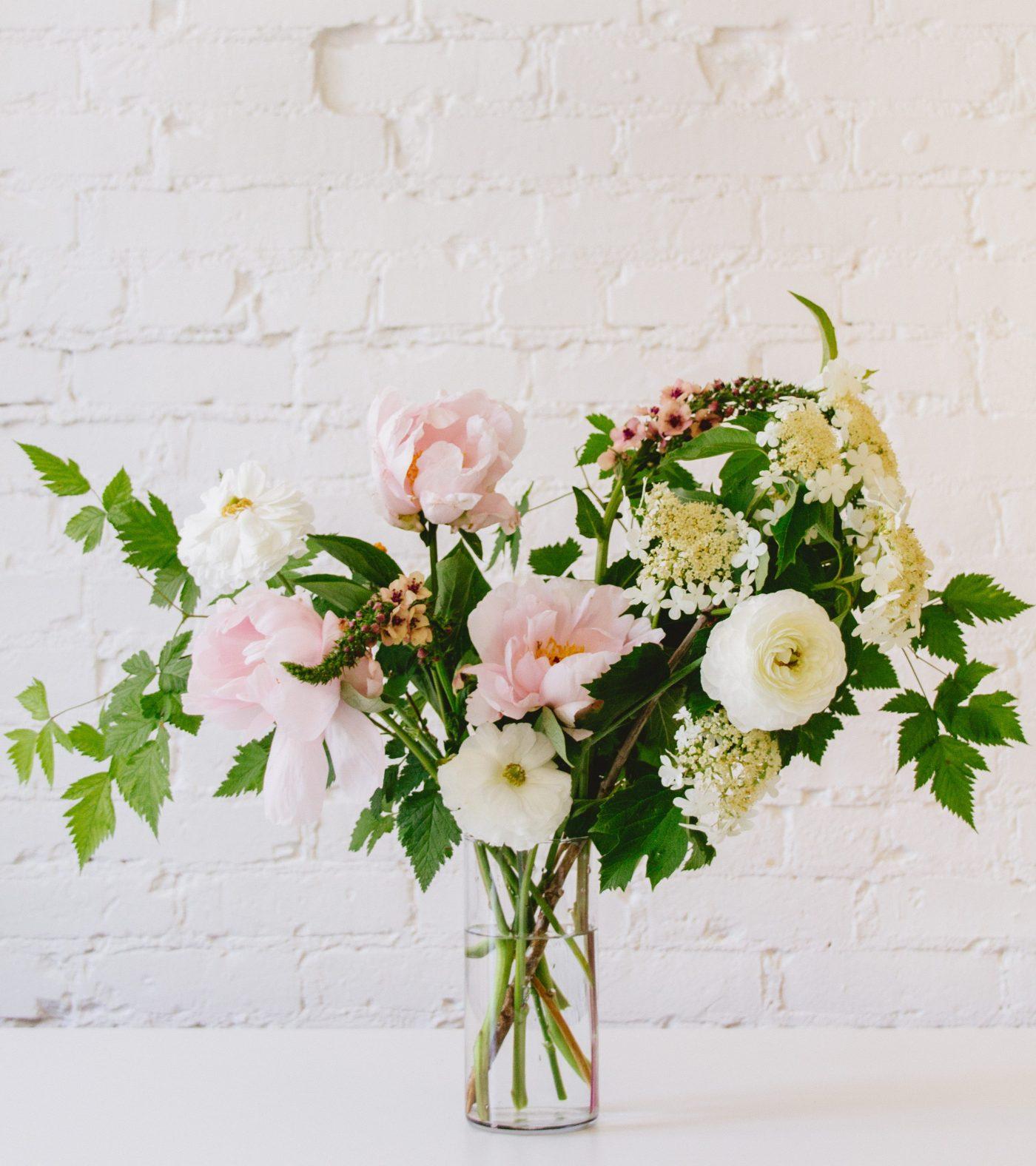 rainier bouquet gift flower subscription