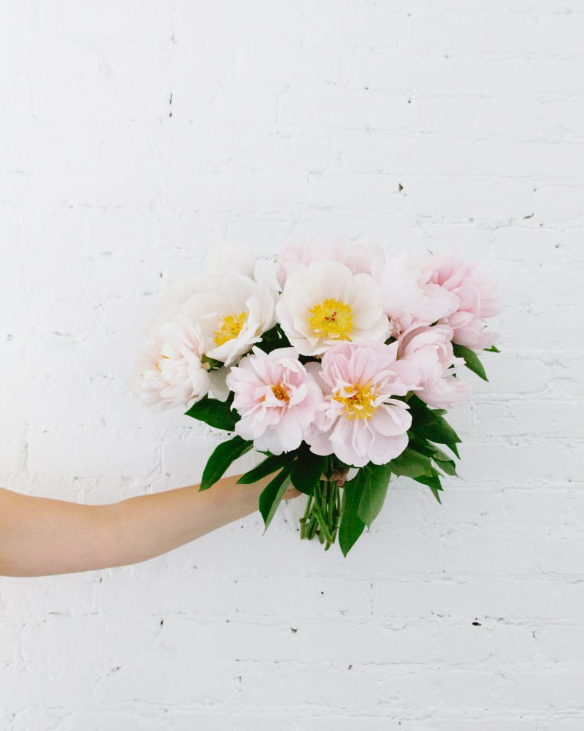 Flower prep tips: Peonies are beautiful flowers that don't last very long. Using our flower prep tips can help you get the max vase life out of your favorite flowers!