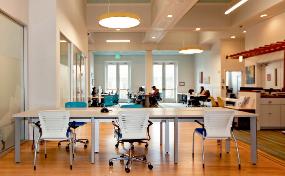 Empowered by co-working